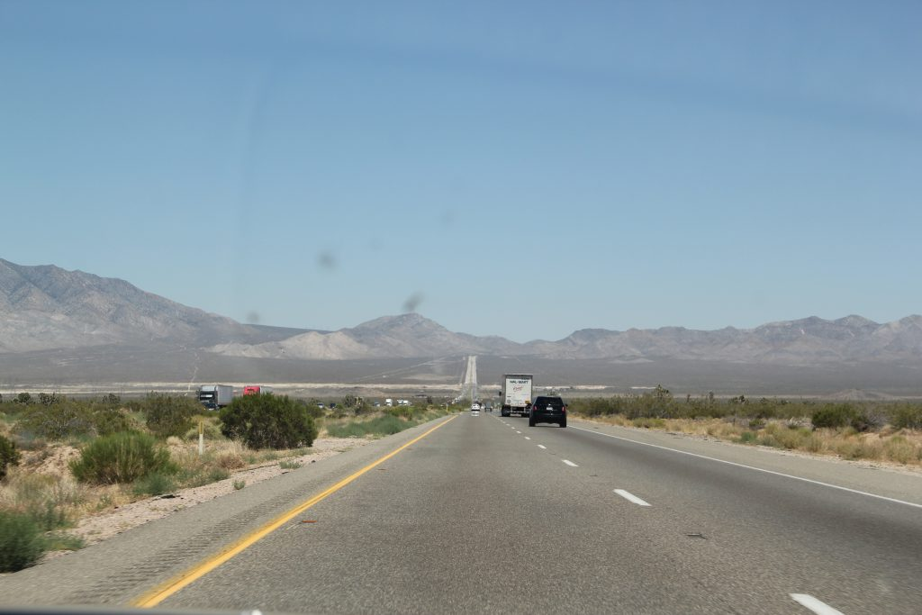 The very first photo I ever took in a desert, on our roadtrip on July 14, 2011. While by no means a perfect photo, it has a lot of sentimental value to me.